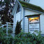 Shady Creek Church in Central Saanich