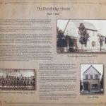 Dandridge House Plaque